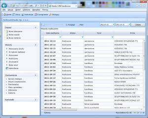 Programy internetowe CRM