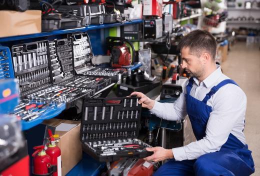 narzędziownia - oprogramowanie - zwrot i wydania narzędzi