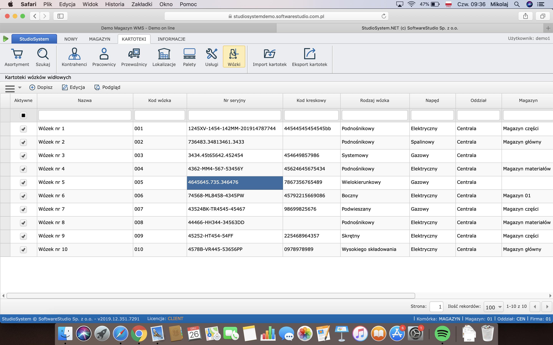prace-wdrożeniowe-w-narzędziowni System magazynowania narzędzi