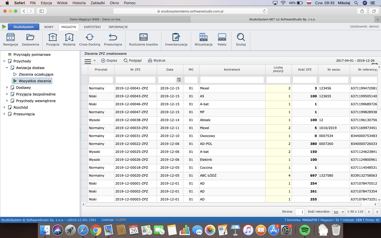 program-do-obsługi-narzędziowni System do zarządzania narzędziami