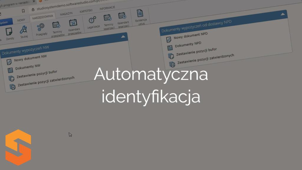 Automatyczna identyfikacja