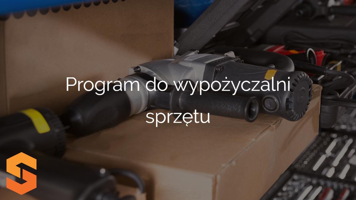 program do wypożyczalni sprzętu