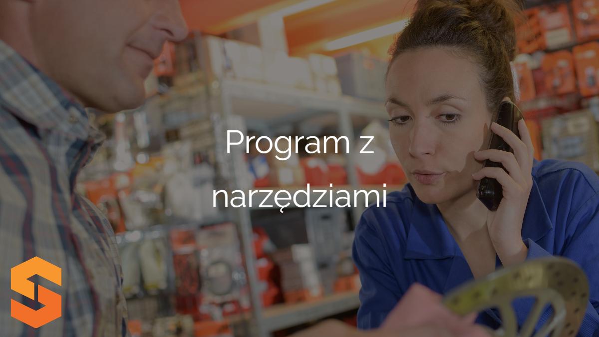 Program z narzędziami